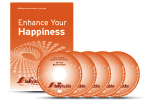 Enhance your Happiness Hypnosis and Hypnotherapy CD's and MP3's, UK