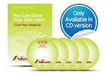 Hair Loss Hypnosis and Hypnotherapy CD's and MP3's, UK