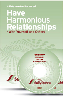 HAVE HARMONIOUS RELATIONSHIPS