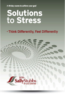 SOLUTIONS TO STRESS- MP3 Download option