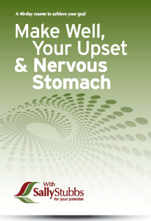 ANXIOUS NERVOUS STOMACH  - MP3 Download option